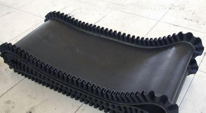 橡胶裙边皮带